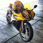 2006 50th Anniversary Yamaha R6