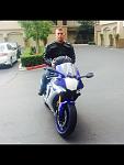 Me on my bike